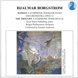 Borgstrøm: Hamlet – A Symphonic Poem for Piano and Orchestra, Op.13