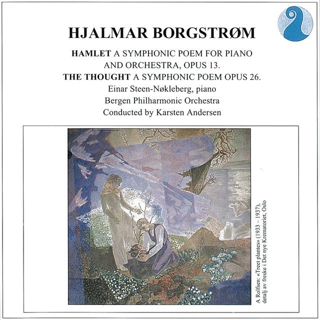 Borgstrøm: Hamlet - The Thought