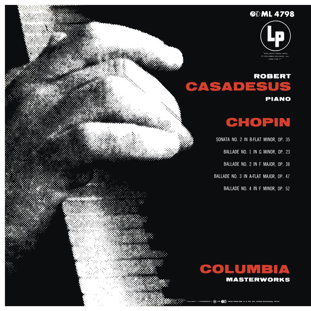 Chopin: Piano Sonata No. 2 & Ballades Nos. 1-4 (Remastered)