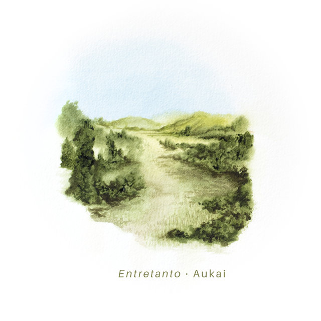 Cover art for album Entretanto by Aukai