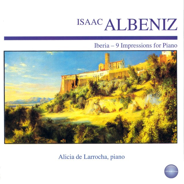Albéniz: Iberia - 9 Impressions for Piano