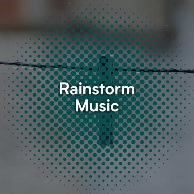 Isolated Rainstorm & Nature Music