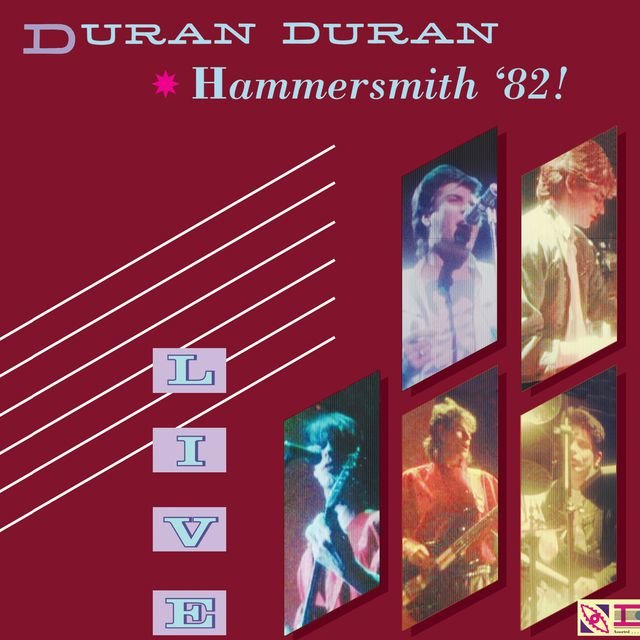 Live At Hammersmith '82!
