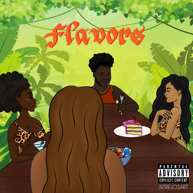Flavors - EP