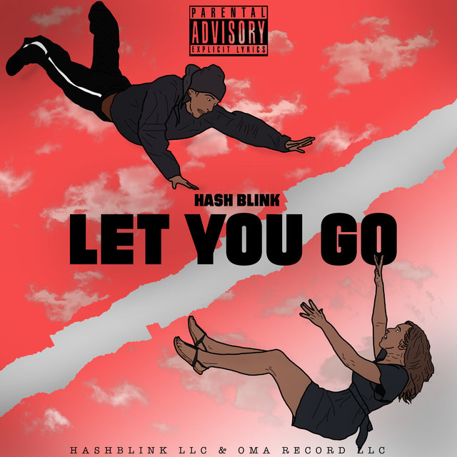 Cover art for album Let You Go by Hash Blink