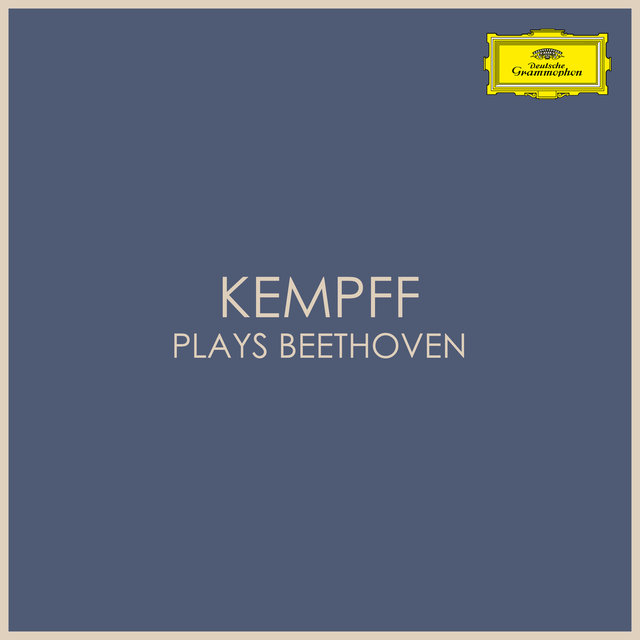Kempff plays Beethoven