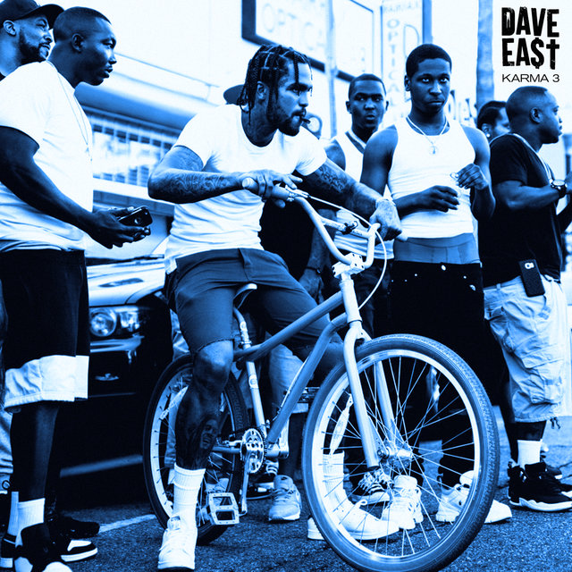 Cover art for album Karma 3 (Deluxe) by Dave East