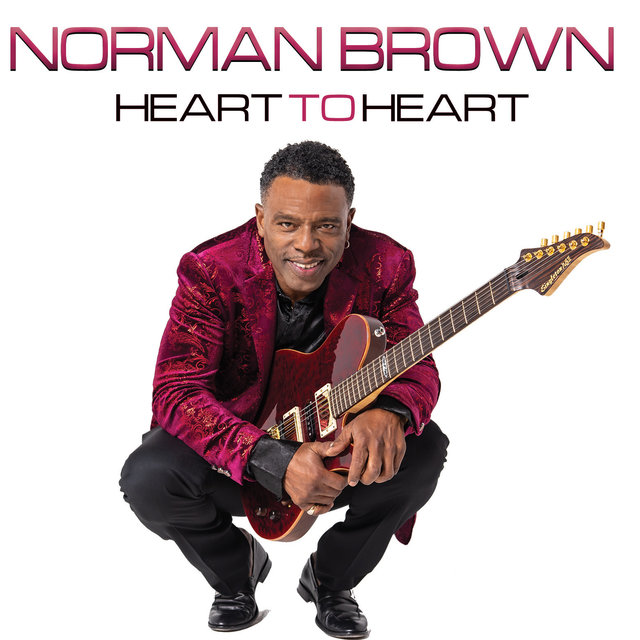 Cover art for album Heart To Heart by Norman Brown