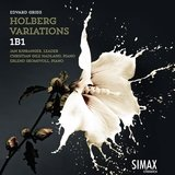 Holberg Suite (for piano solo), Op. 40; II Sarabande