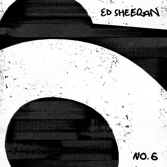 Cover art for album  by Ed Sheeran, Travis Scott