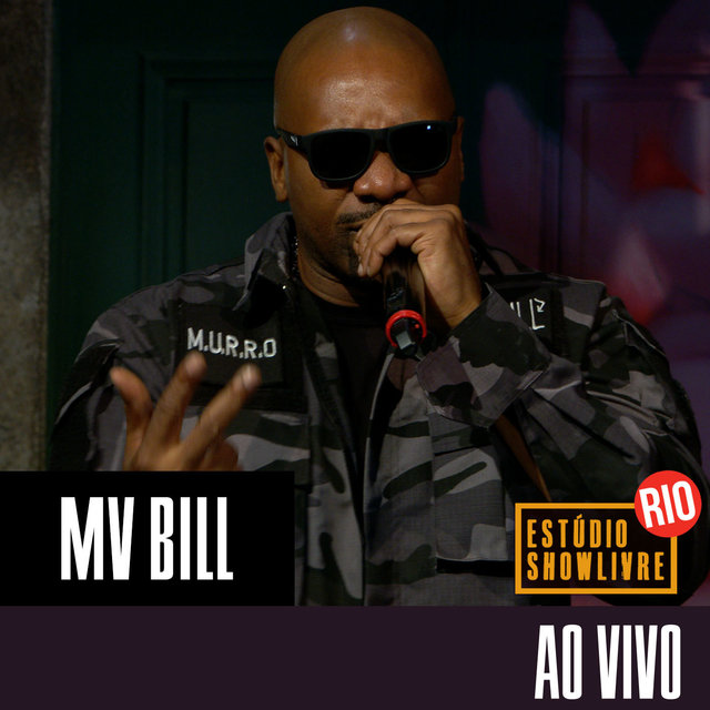 Mv Bill no Estúdio Showlivre Rio