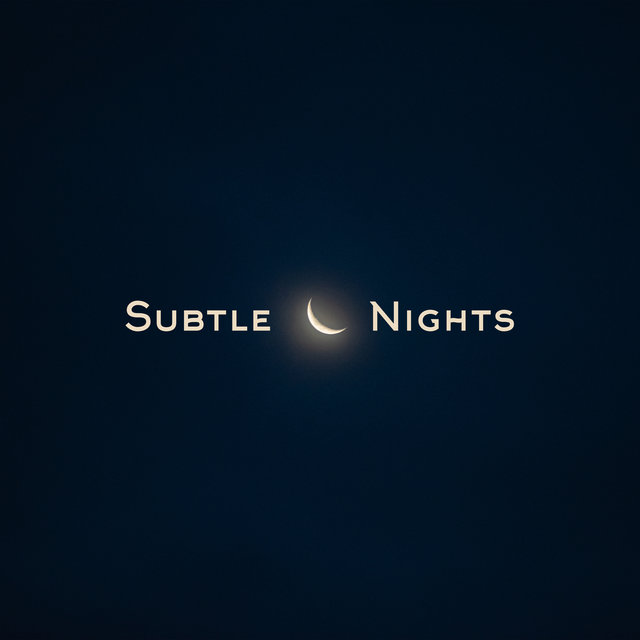 Subtle Nights – Slow Jazz Rhythms