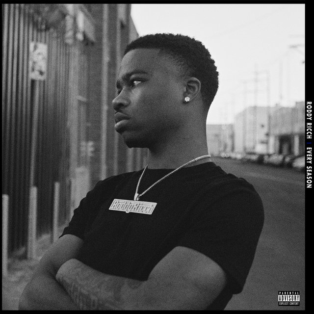 Cover art for album  by Roddy Ricch