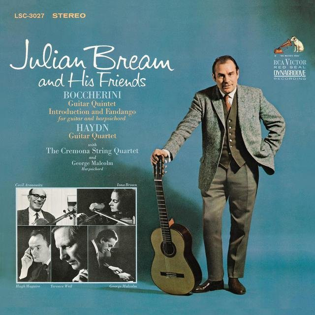 Julian Bream and His Friends