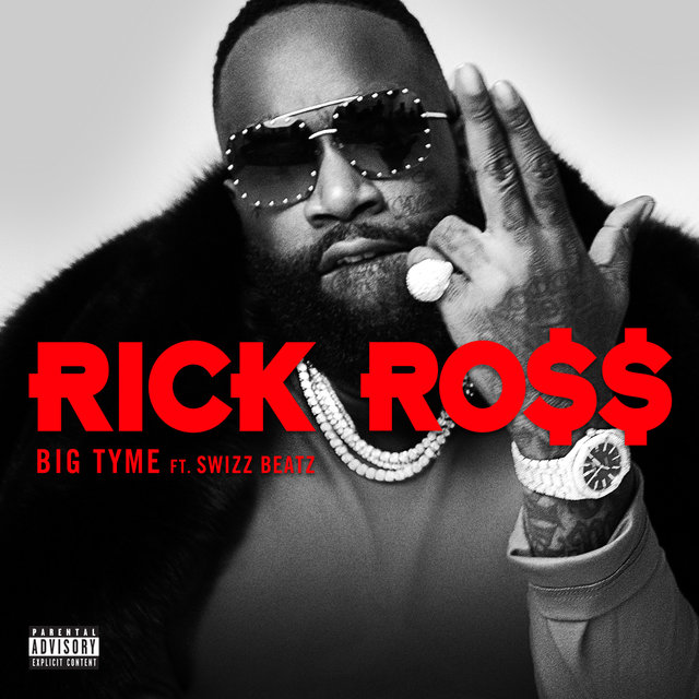 Cover art for album  by Rick Ross, Swizz Beatz