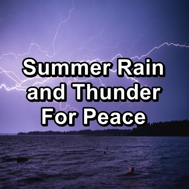 Summer Rain and Thunder For Peace