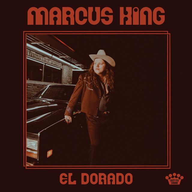 Cover art for album El Dorado by Marcus King