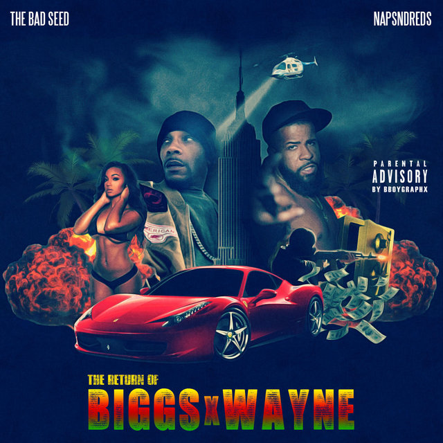 The Return of Biggs X Wayne
