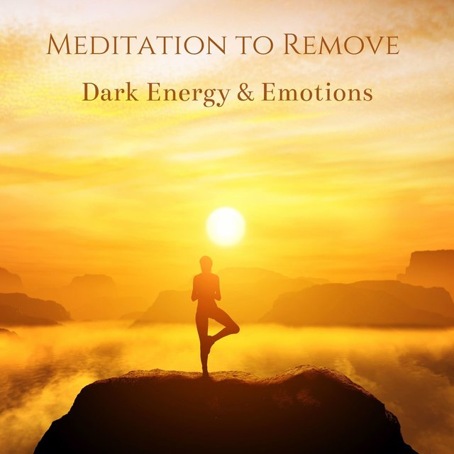 Meditation to Remove Dark Energy & Emotions: Attracting Happiness