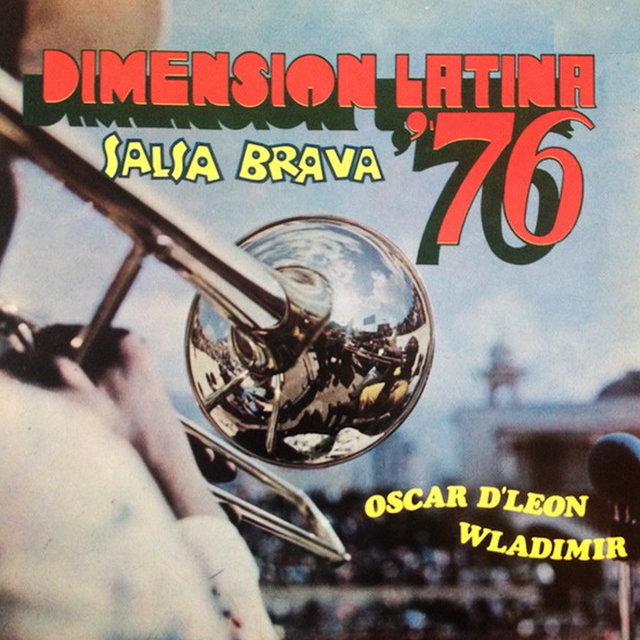 Dimension Latina '76 Salsa Brava