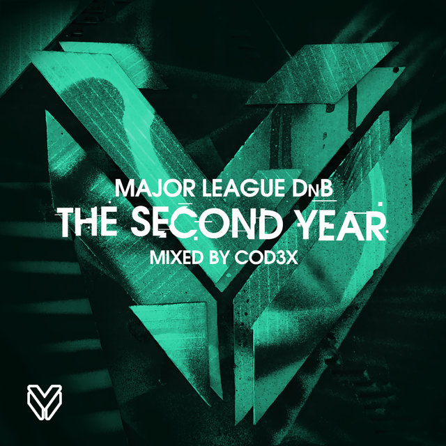 The Second Year - Mixed by Cod3x