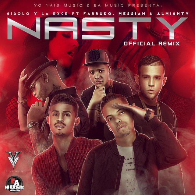 Nasty (Official Remix) [feat. Farruko, Messiah & Almighty]
