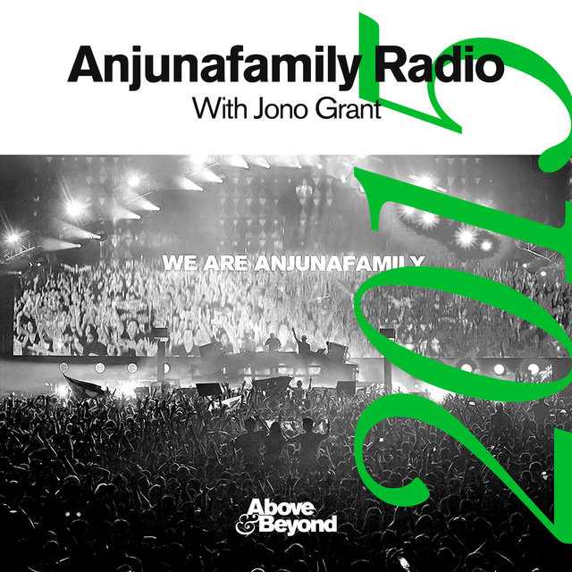 Anjunafamily Radio 2015 with Jono Grant