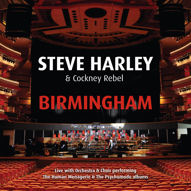 Birmingham - Live with Orchestra & Choir