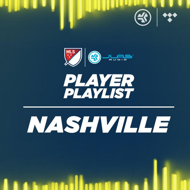 Cover art for album Player Playlist: Nashville by JLab Audio