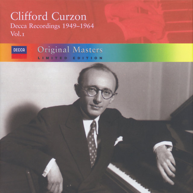 Clifford Curzon: Decca Recordings 1949-1964 Vol.1