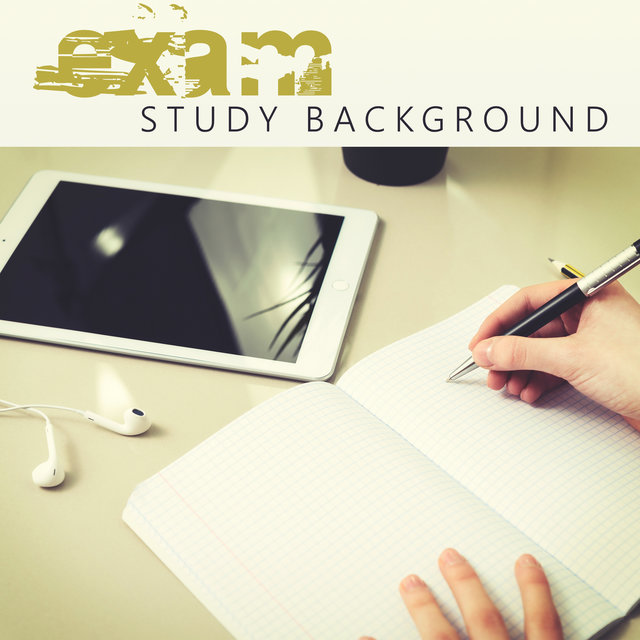 Exam Study Background (50 Best of Peaceful Sounds Selection for Brain Training, Improve Concentration, Calm Down & Relax Before Exam)