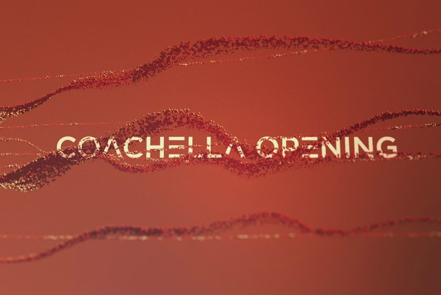 Coachella Opening (Official Music Video)