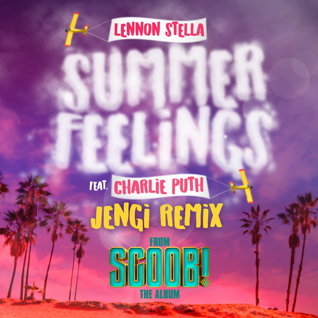 Summer Feelings (feat. Charlie Puth) [Jengi Remix]