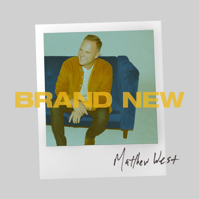 Cover art for album  by Matthew West