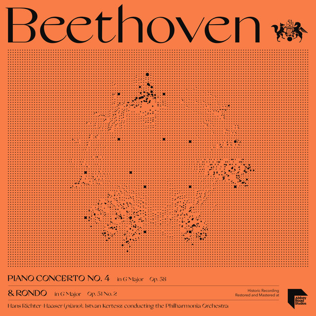 Beethoven: Piano Concerto No. 4 in G Major, Op. 58 & Rondo in G Major, Op. 51 No. 2