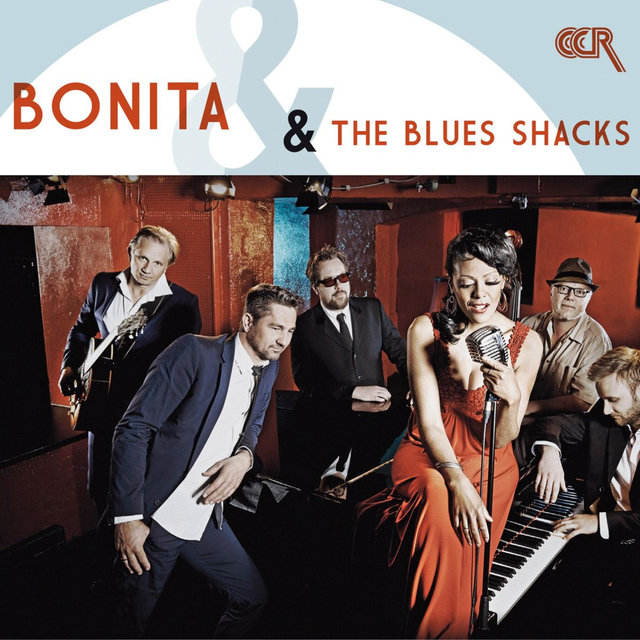 Cover art for album Bonita & The Blues Shacks by Bonita & The Blues Shacks