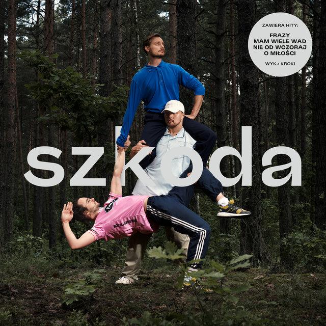 Cover art for album Szkoda by Kroki