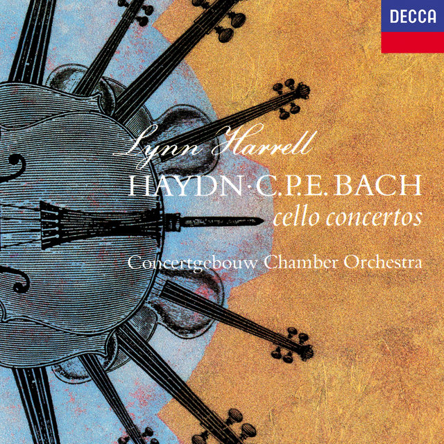 Haydn: Cello Concerto No. 2 / C.P.E. Bach: Cello Concerto in A Major etc