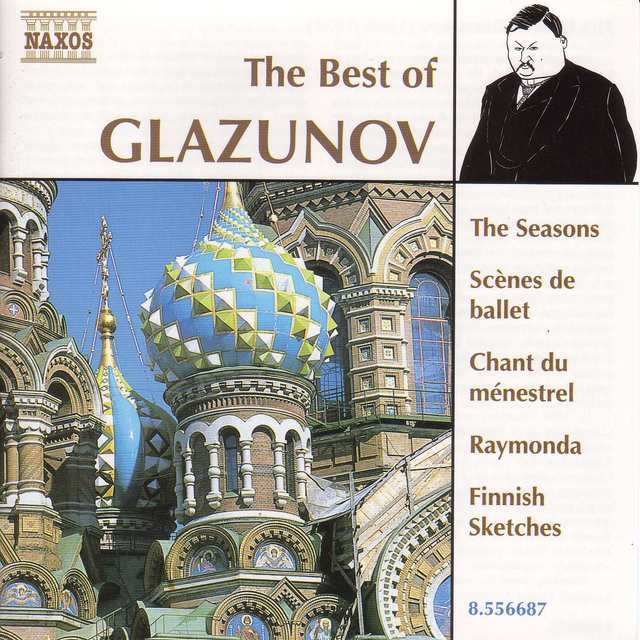 Glazunov (The Best Of)
