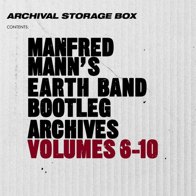 Bootleg Archives, Vols. 6-10