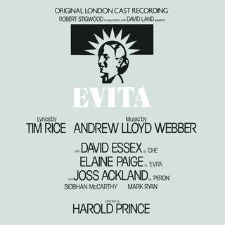 Evita (Original London Cast Recording)Andrew Lloyd Webber, Original London  Cast Of Evita