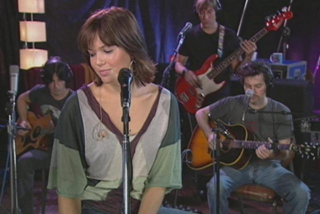 Moonshadow (Live Video from Sessions@AOL)