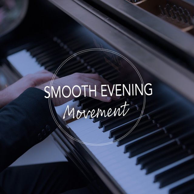Smooth Evening Grand Piano Movement