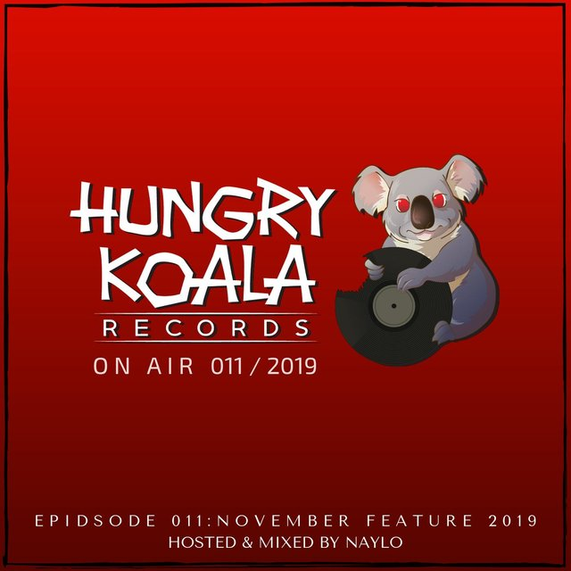 Hungry Koala On Air, 011, 2019