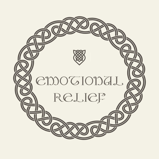 Emotional Relief - Whispers of Celtic Spirits of Harmony Perfect for Relaxing Moments