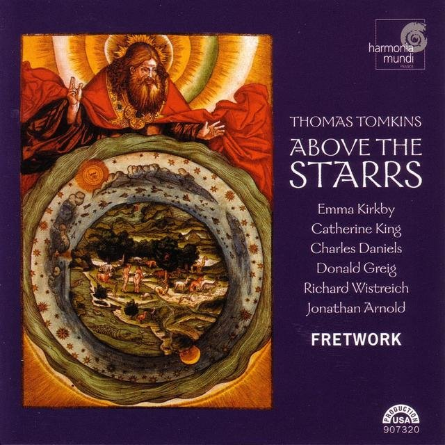 Thomas Tomkins: Above the Starrs