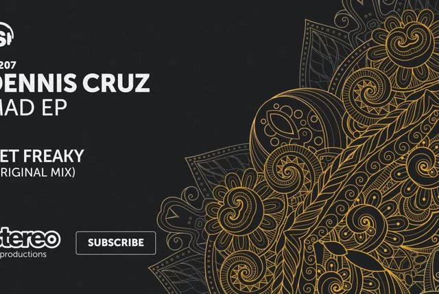 Dennis Cruz - Get Freaky - Original Mix