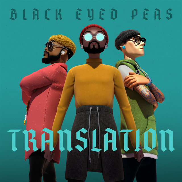 Cover art for album TRANSLATION by Black Eyed Peas