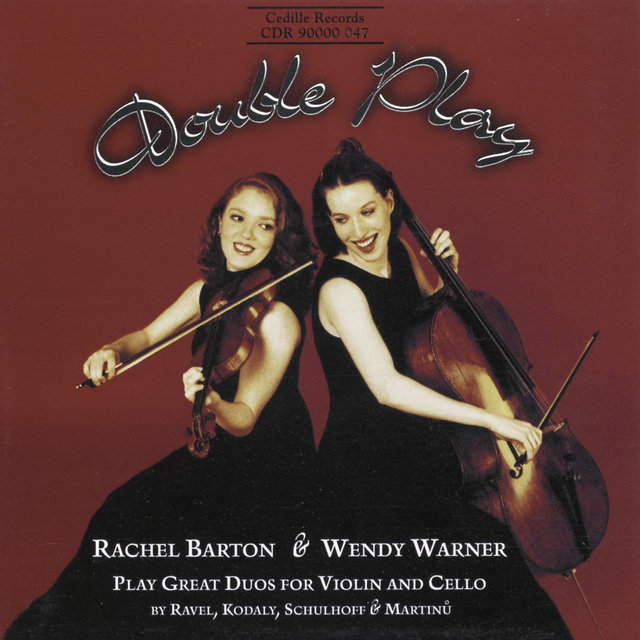 Double Play - 20th Century Duos for Violin And Cello
