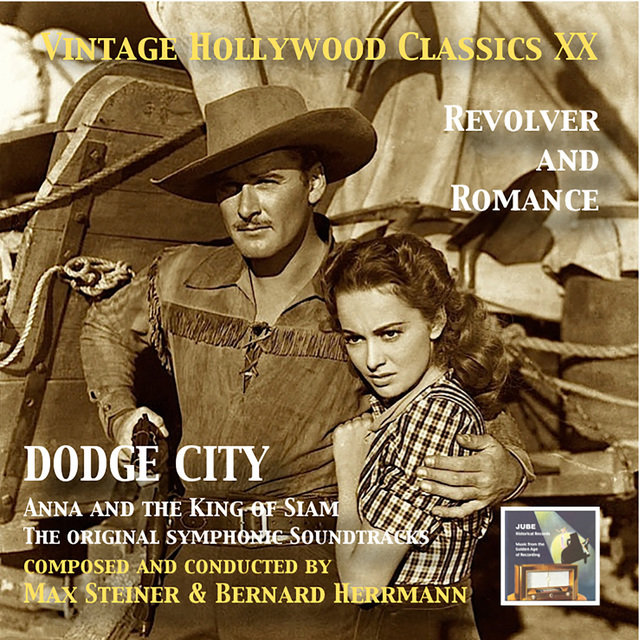 Vintage Hollywood Classics, Vol. 20: Dodge City & Anna and the King of Siam